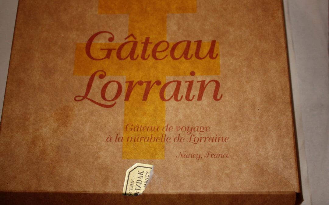 Le Gateau Lorrain
